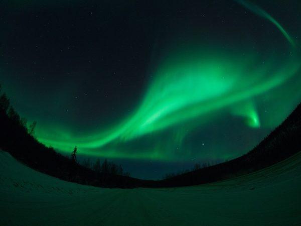 Fairbanks Alaska Cruise Northern Lights