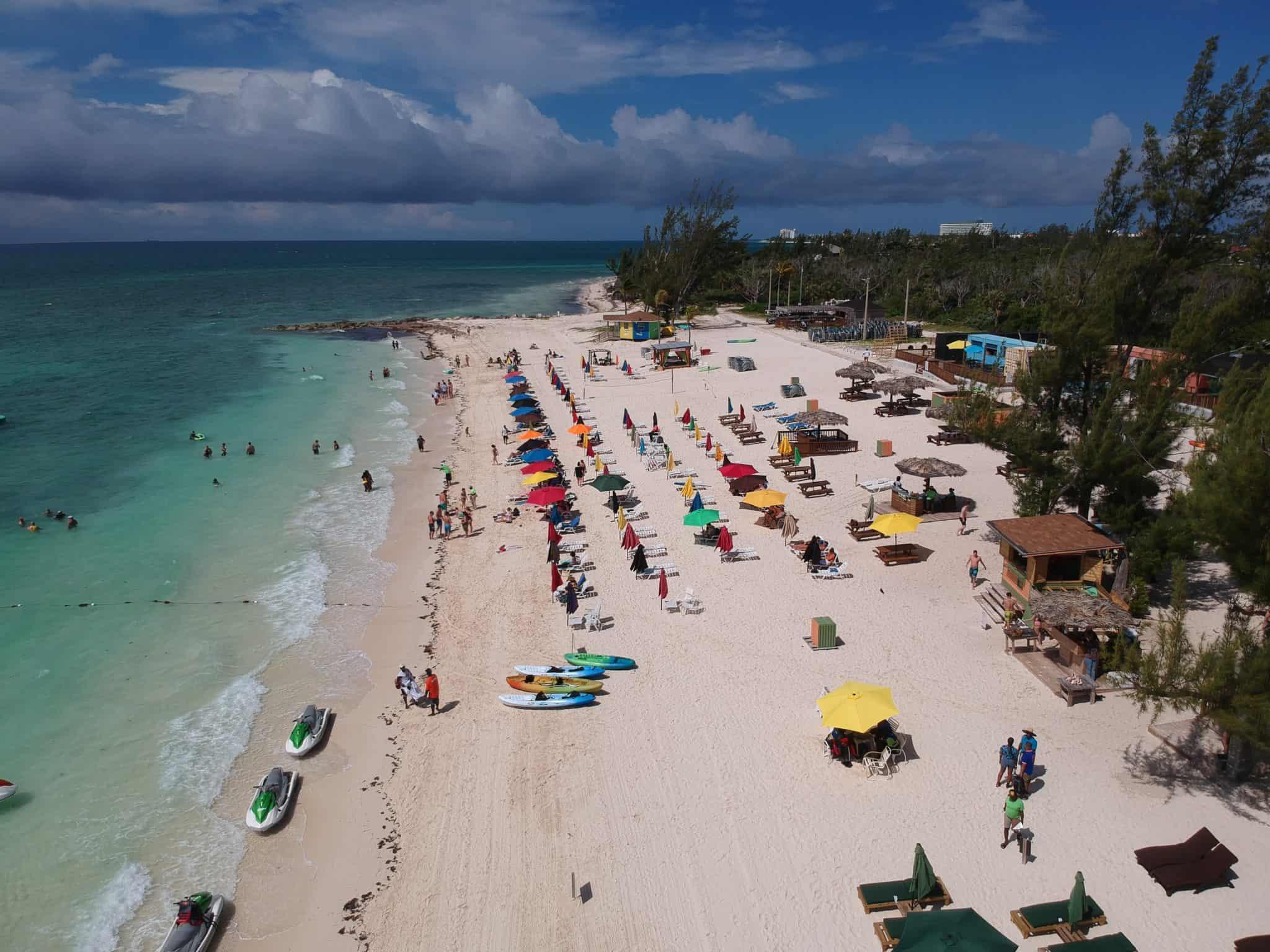 freeport bahamas beaches
