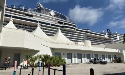 Trip Report: MSC Meraviglia Embarkation Day