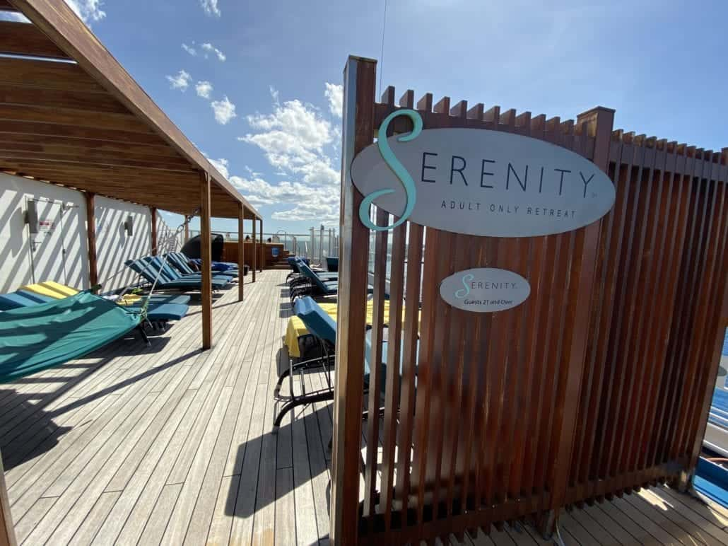 Serenity Deck Carnival