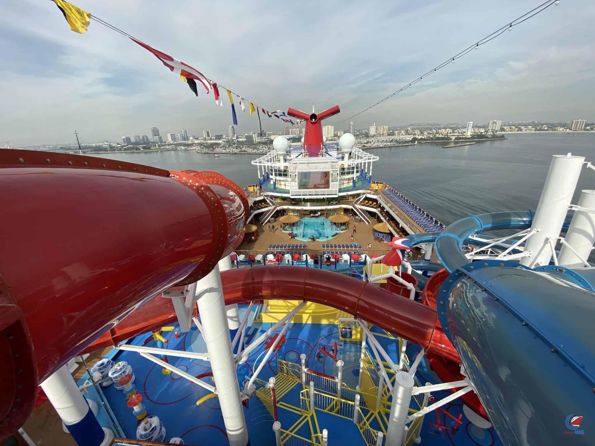 Carnival Panorama Long Beach