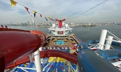 Trip Report: Carnival Panorama – Embarkation Day