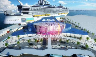 Royal Caribbean Will Bring Mega Cruise Ship to Texas