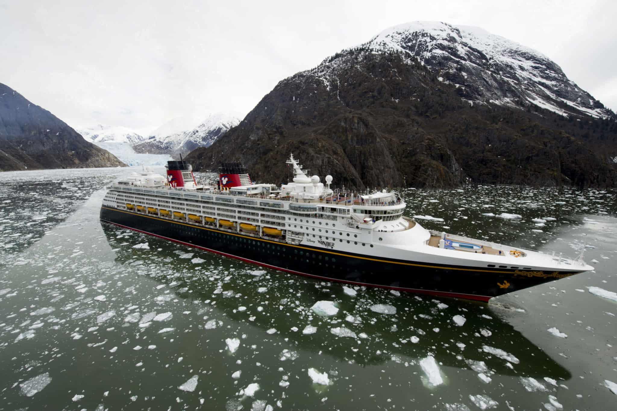 Disney Wonder Alaska cruise