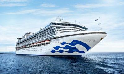 Cruise Ship Confirms 10 Coronavirus Cases