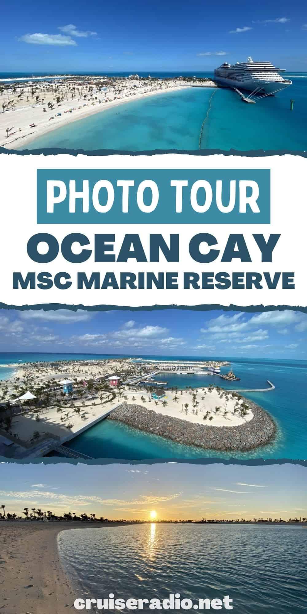 photo tour: ocean can msc marine reserve