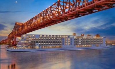 Viking Launches Mississippi River Cruises