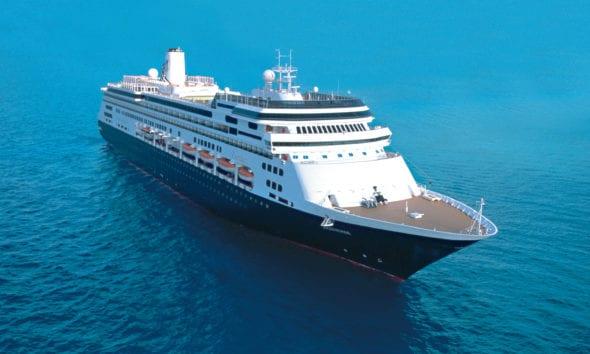 Passengers, Crew Fall Ill On Stranded Holland America Ship