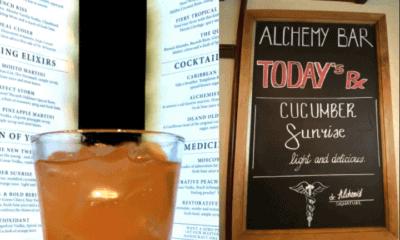 5 Alchemy Bar Recipes to Make at Home