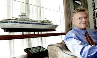 Royal Caribbean Founder Dies; Modern Cruise Visionary