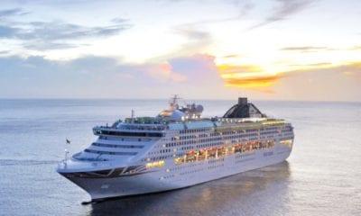 Second Carnival Corporation Vessel Sold Amid Cruise Shutdown