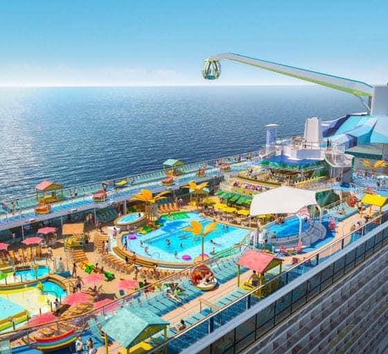 Royal Caribbean Delays New Cruise Ship Until 2021