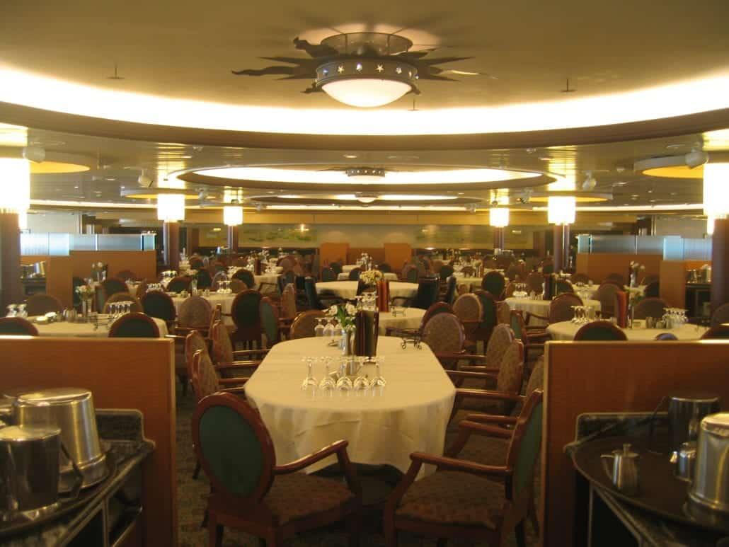 Monarch Brigadoon Dining Room