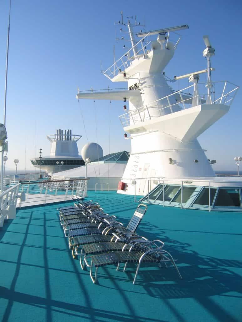 Monarch Sun Deck Ship