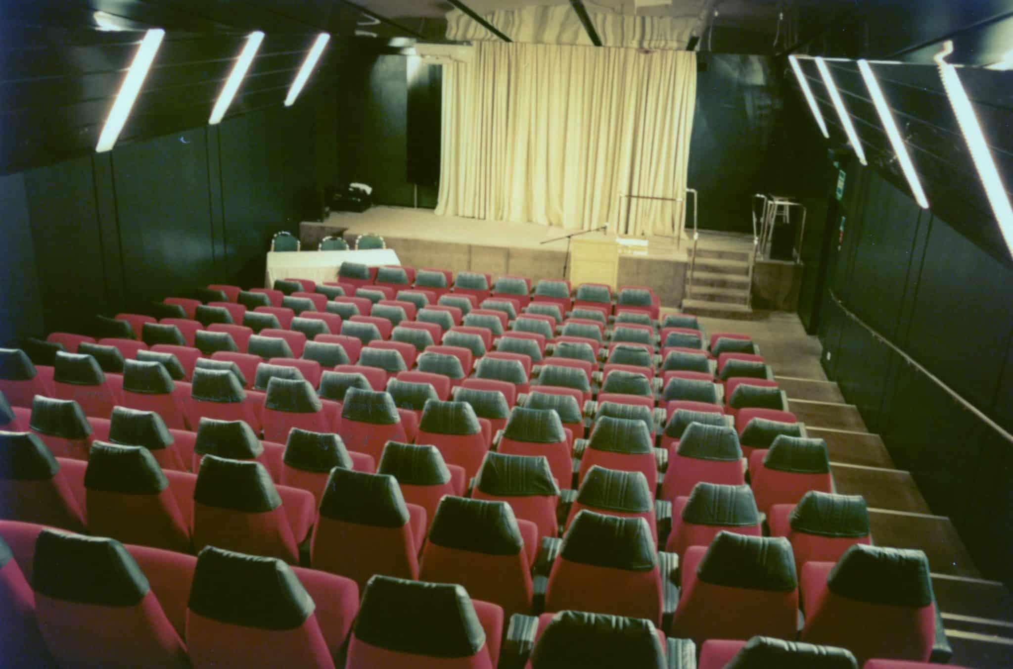 cinema royal caribbean