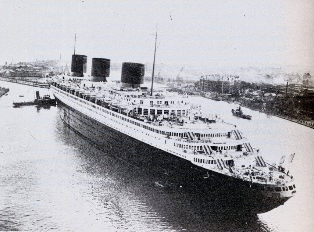 Normandie Ship Book