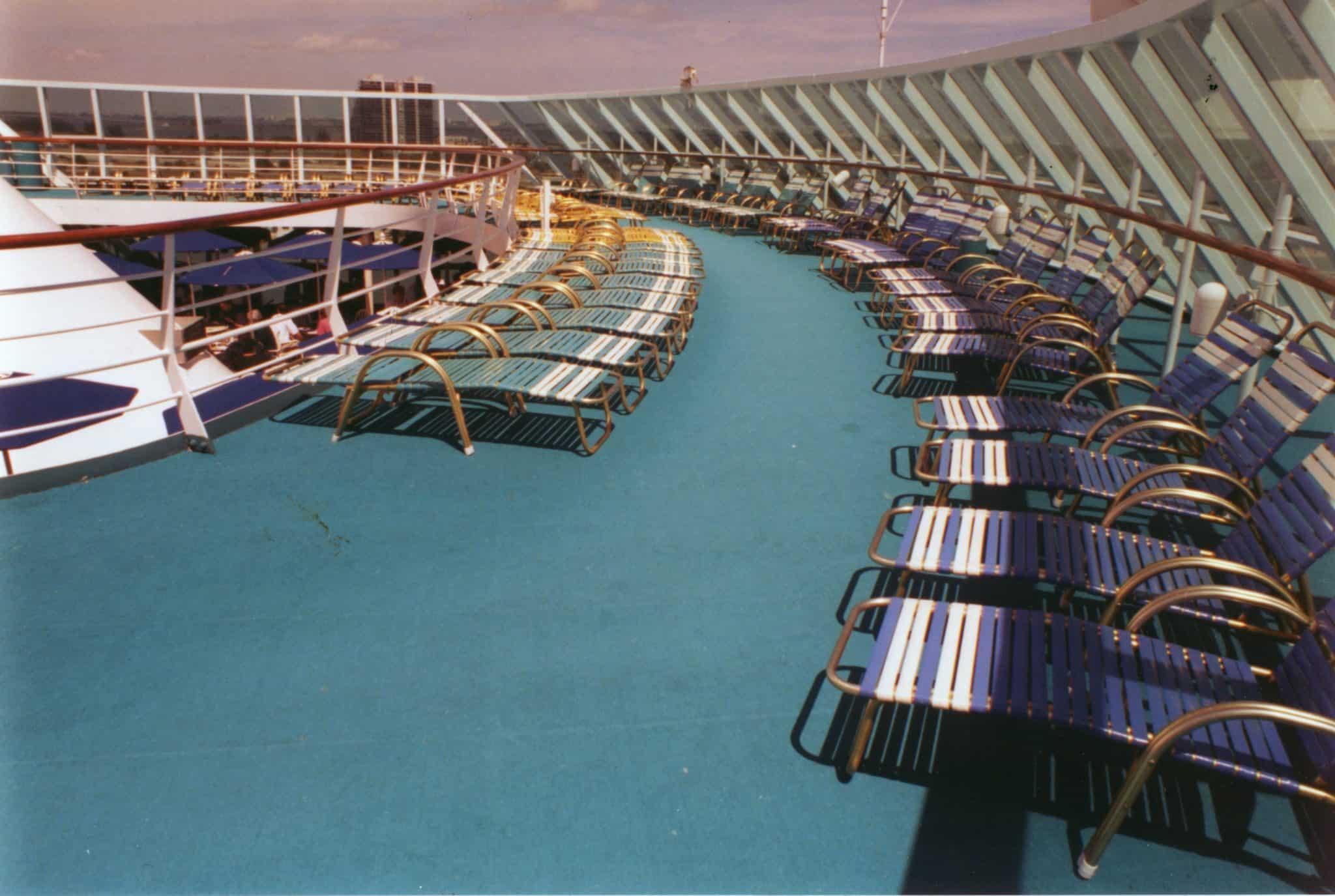 sun deck royal caribbean