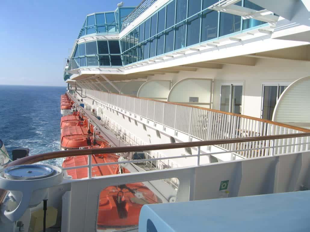 Monarch Royal Caribbean Ship