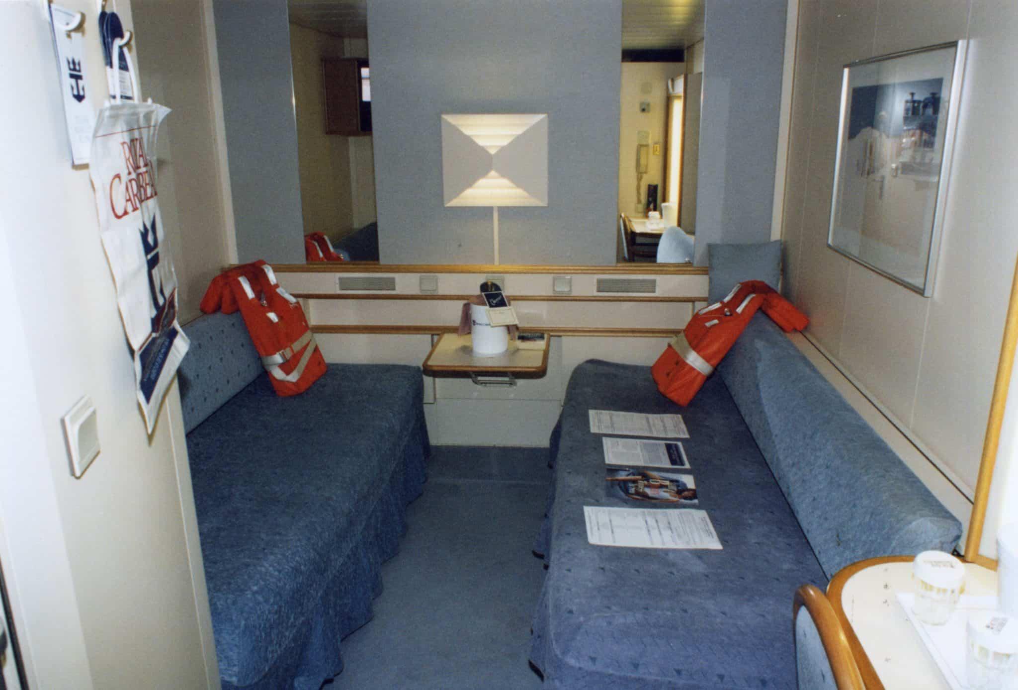 cruise line economical cabin