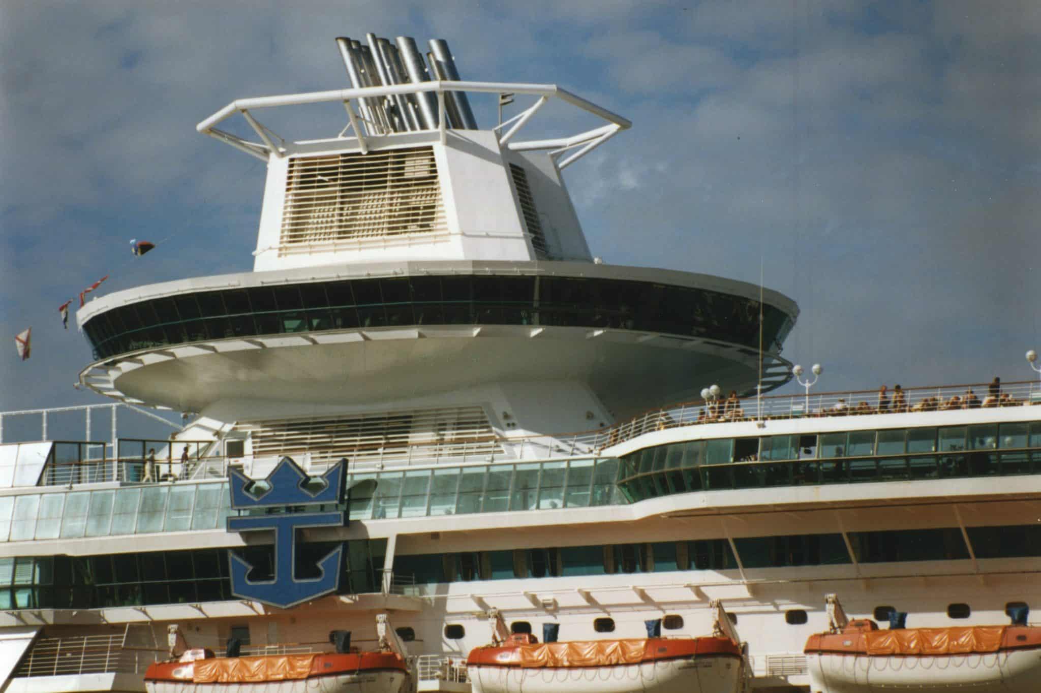 royal caribbean ship port miami