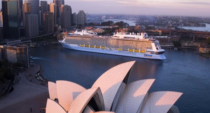 Royal Caribbean Australia