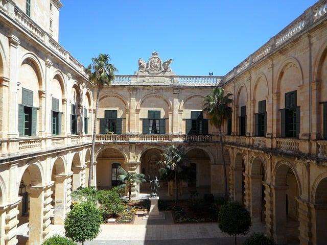 Malta Grandmaster Palace Valletta