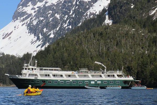 wilderness adventurer uncruise adventures alaska
