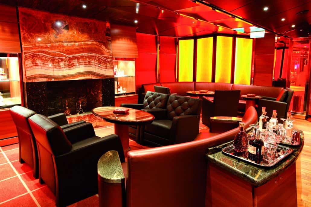 Costa Deliziosa Lounge