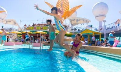 Royal Caribbean Pool Lido