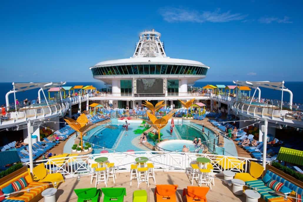 Royal Caribbean Ship Pool