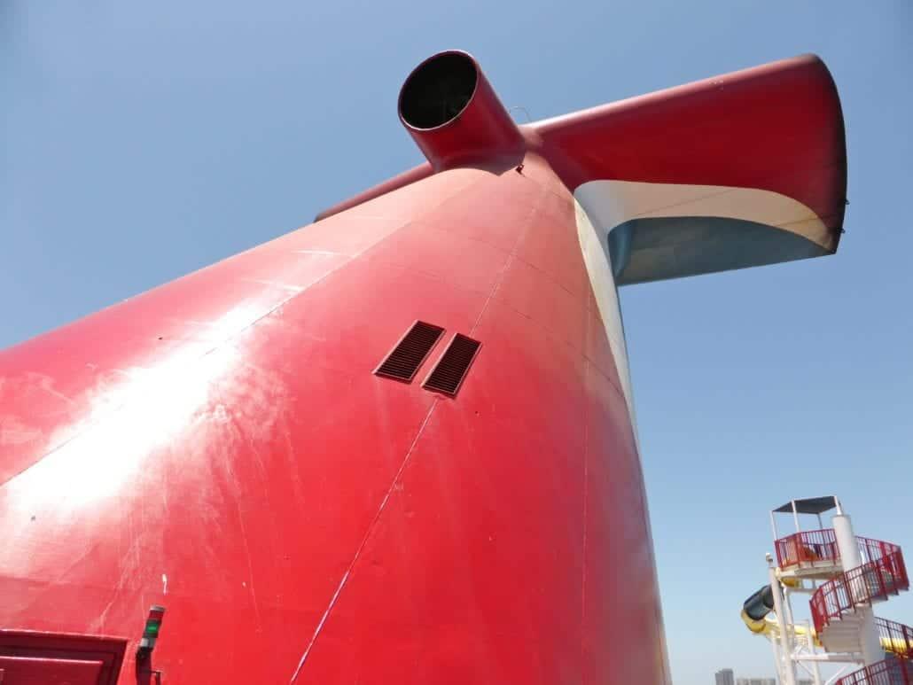 Carnival Imagination Ship Funnel