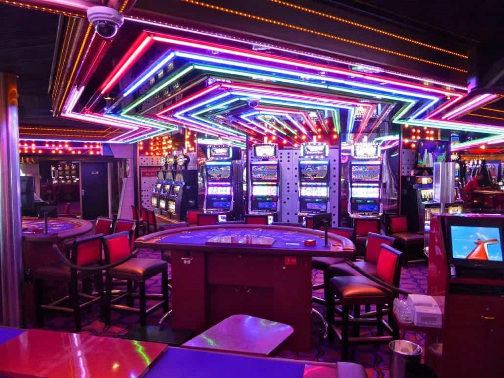 Carnival Imagination El Dorado Casino