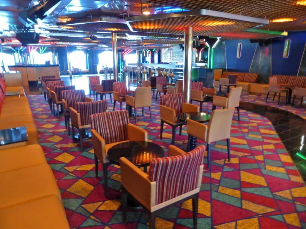 Carnival Imagination Shangri-La Nightclub