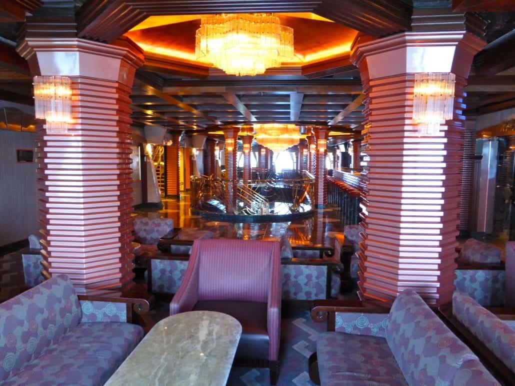 Carnival Imagination Pinnacle Bar