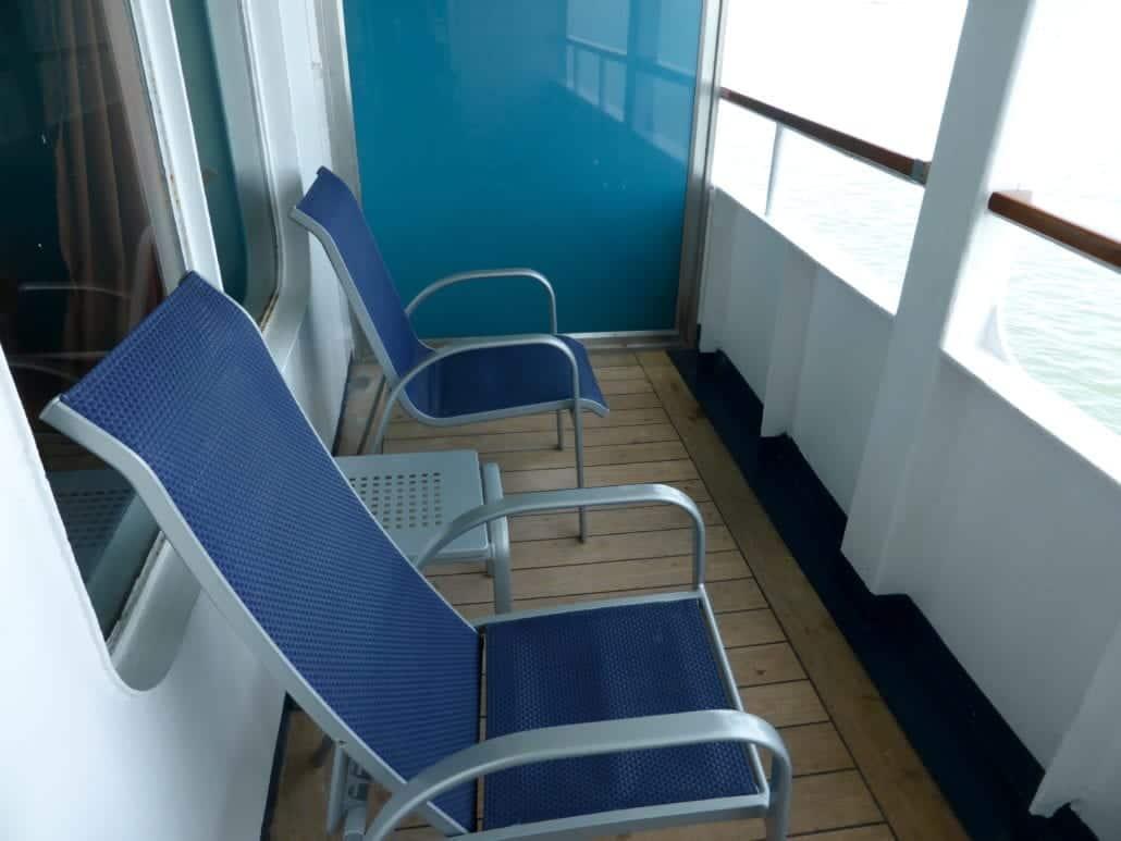 Carnival Imagination Suite Balcony