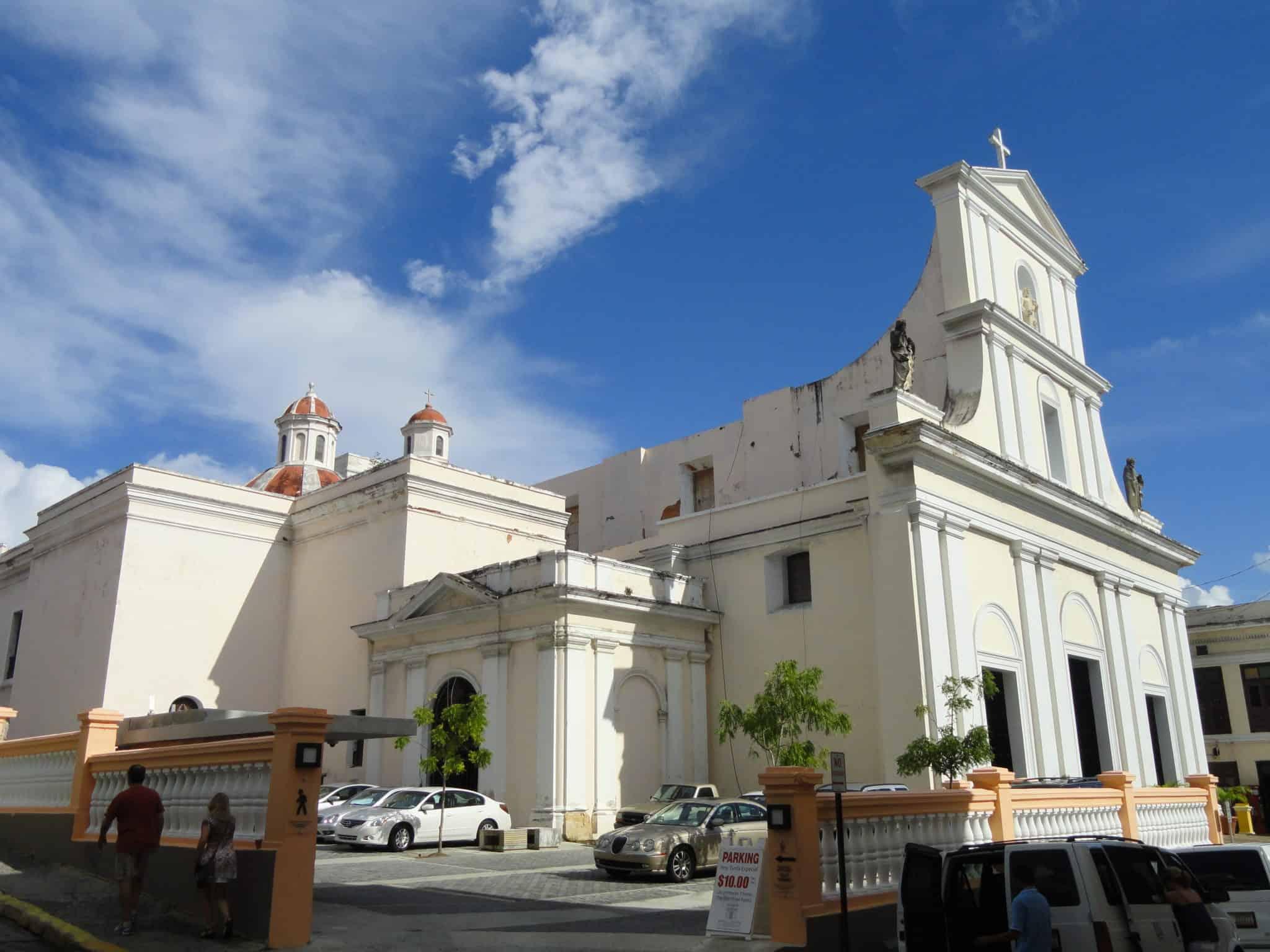 La Catedral de San Juan Bautista san juan