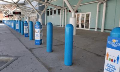Spotted: Port Everglades Cruise Terminal Upgrades [PHOTOS]