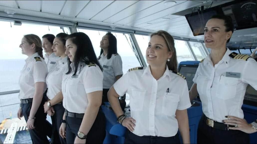 captain kate celebrity cruises