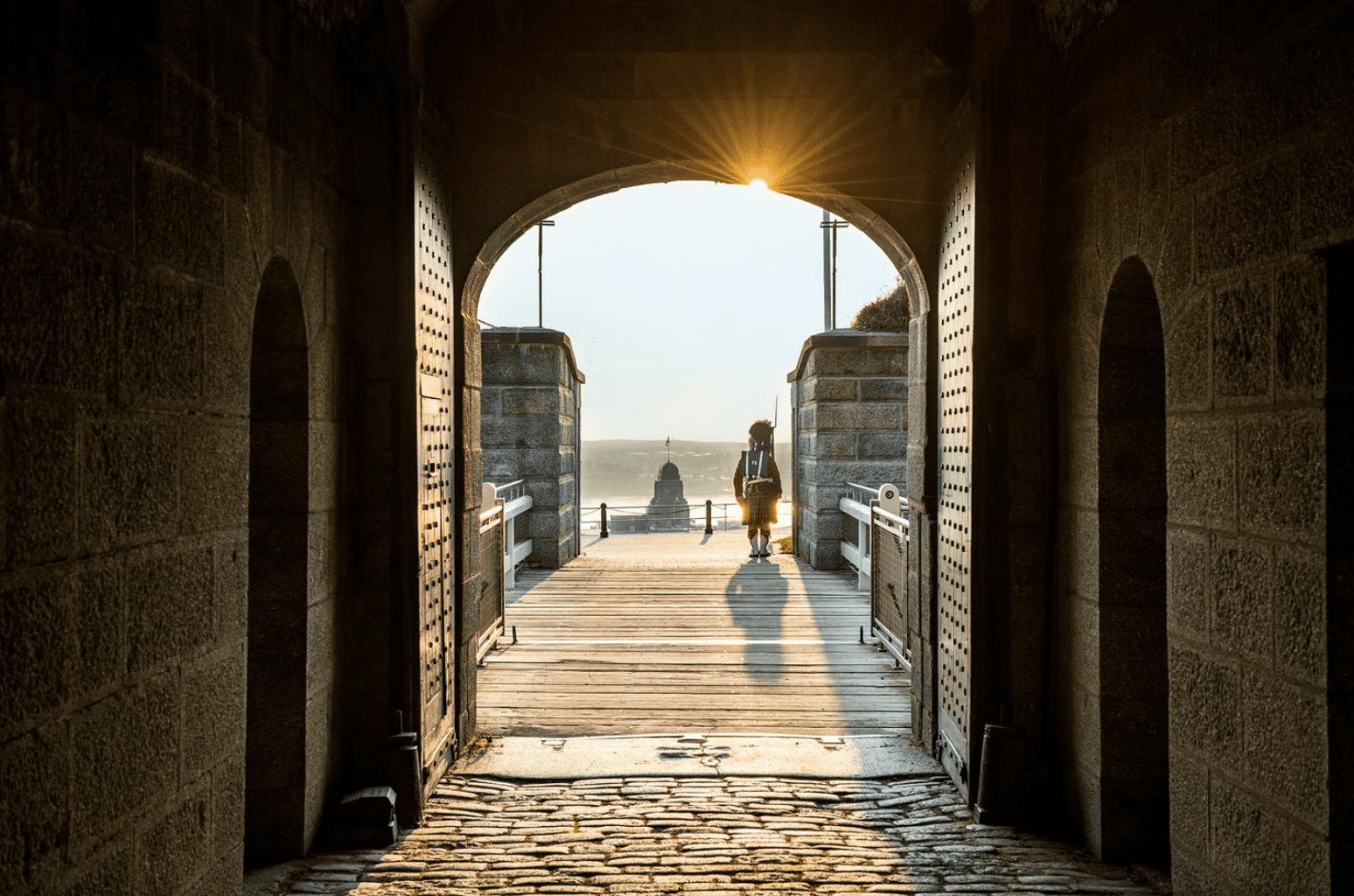 halifax citadel national historic site nova scotia