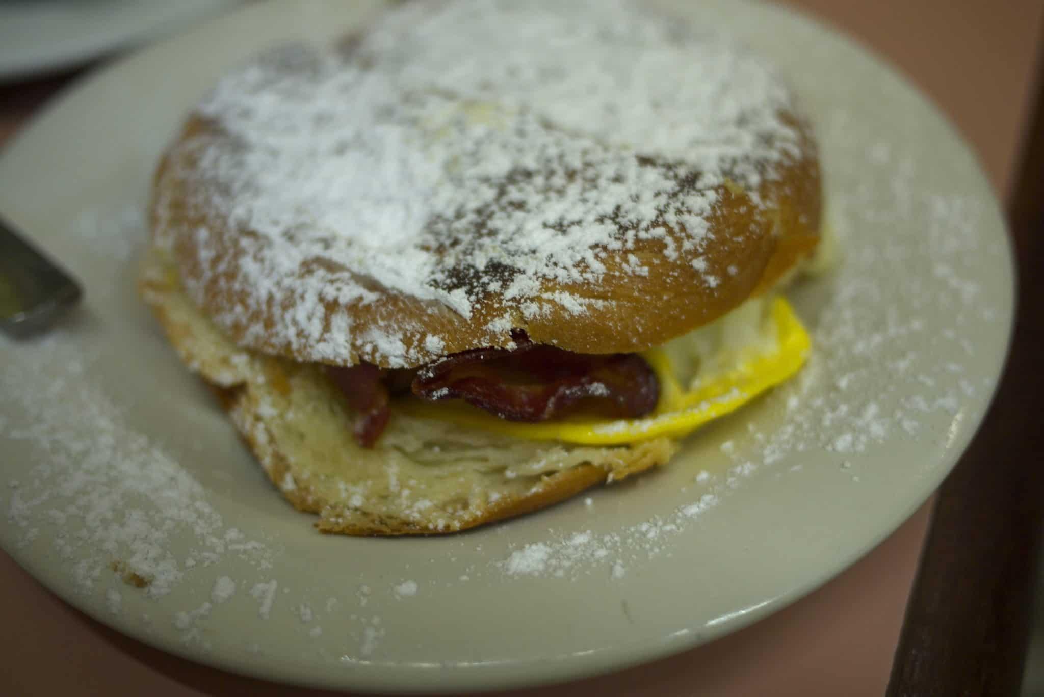mallorca pastry