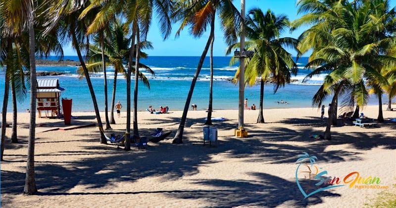 escambron beach san juan puerto rico