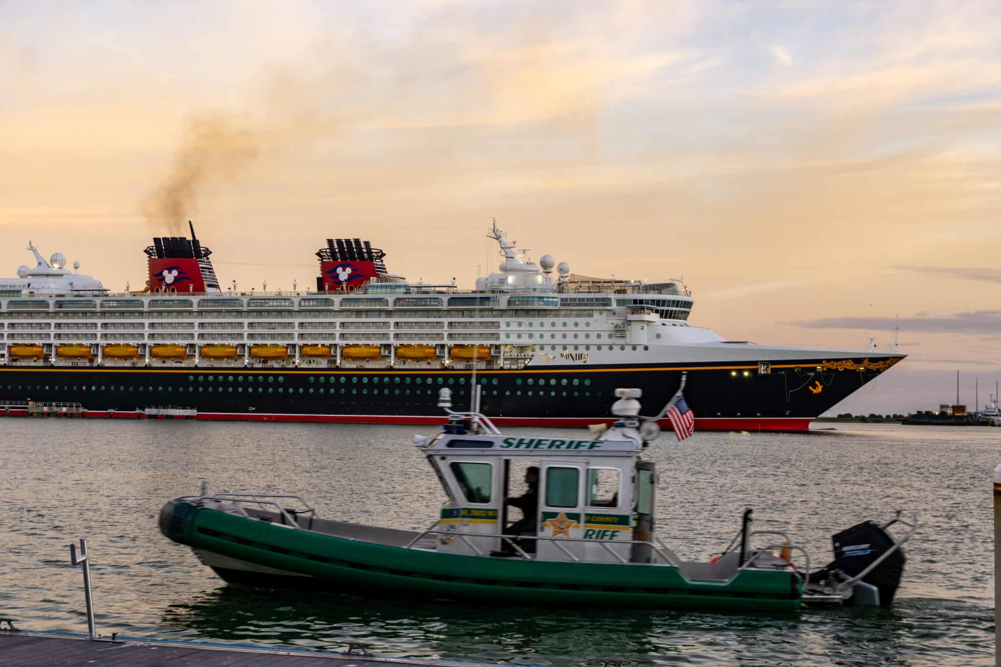 disney wonder at port canaveral