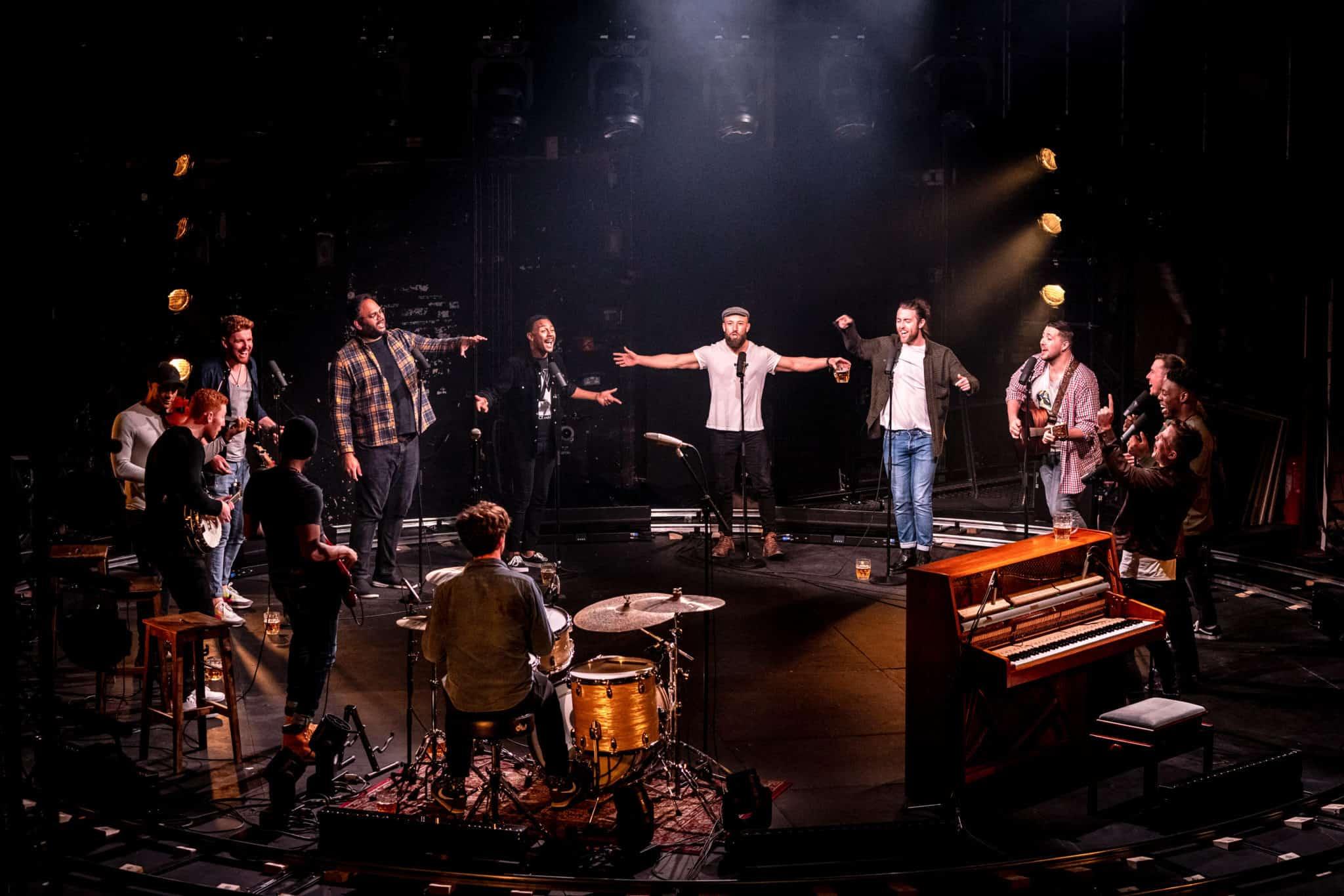 choir of man norwegian cruise docuseries