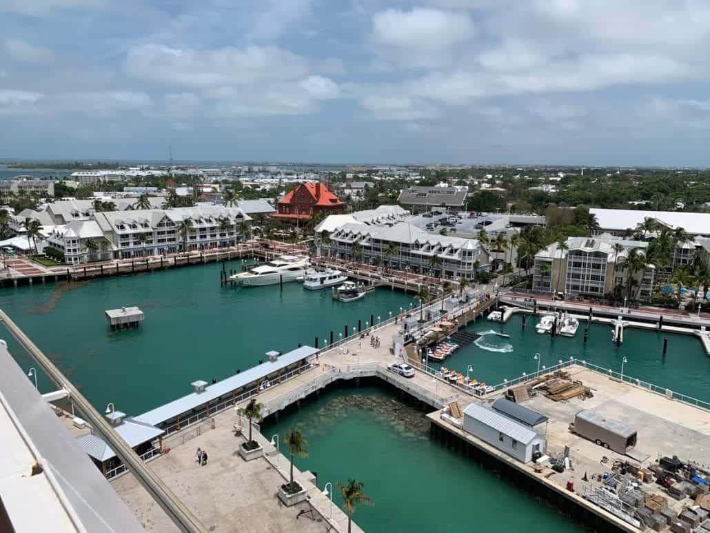 key west florida cruise port
