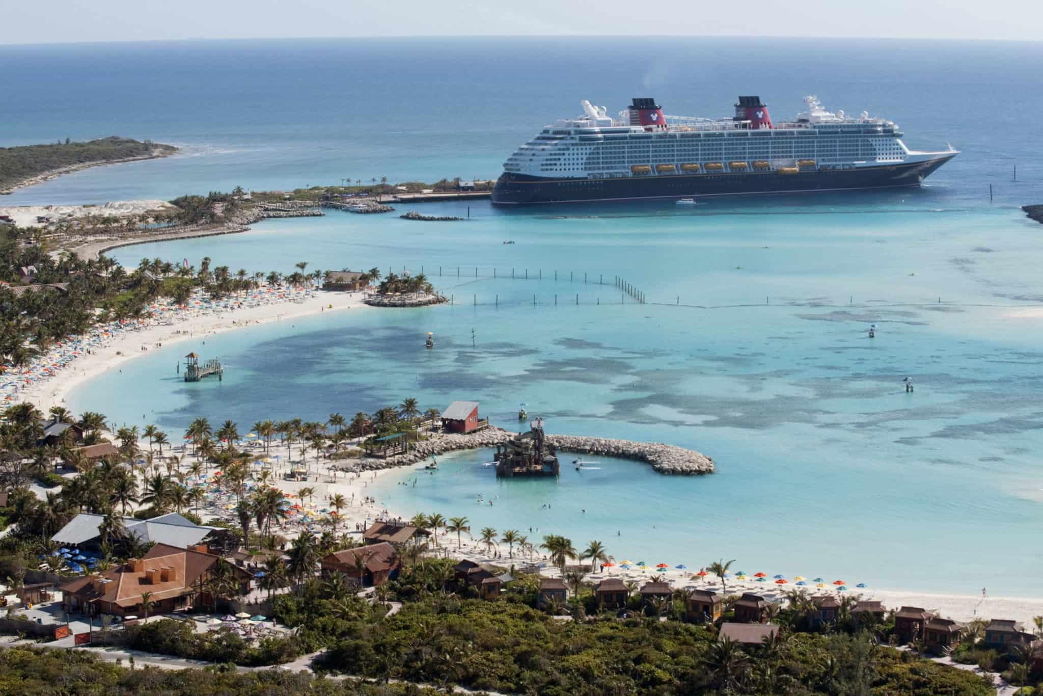 disney cruise castaway cay bahamas island
