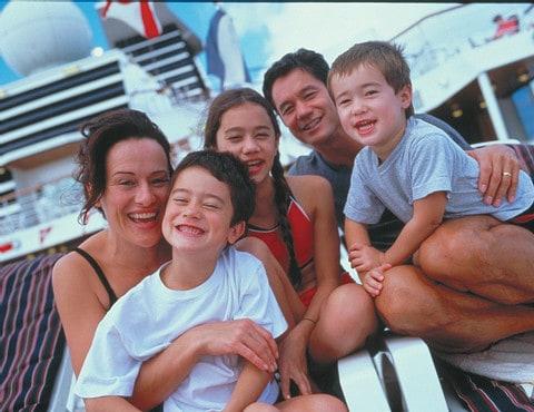family photo holland america