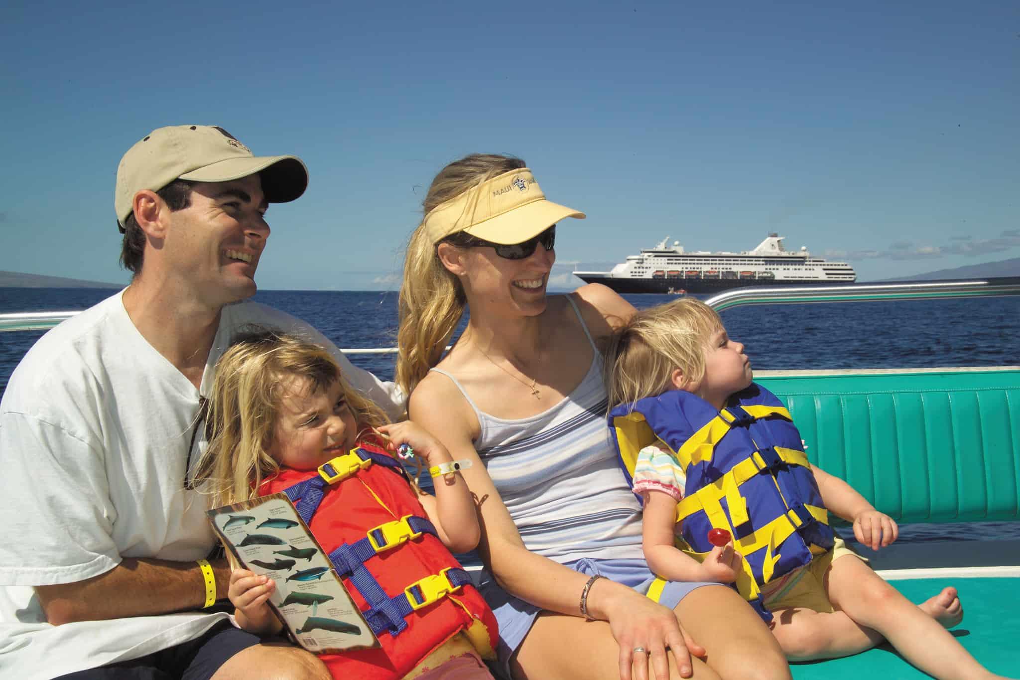 holland america family excursion hawaii maui