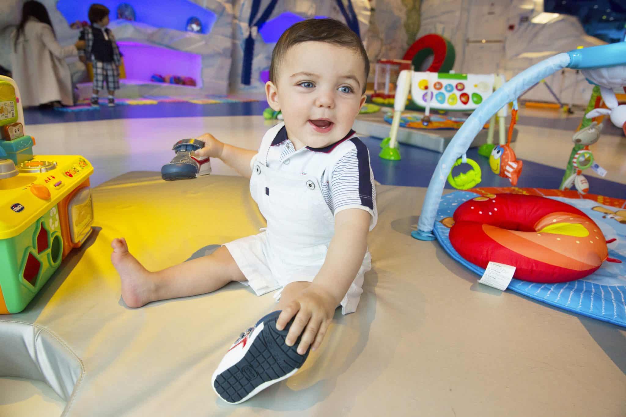 msc cruises baby kids club