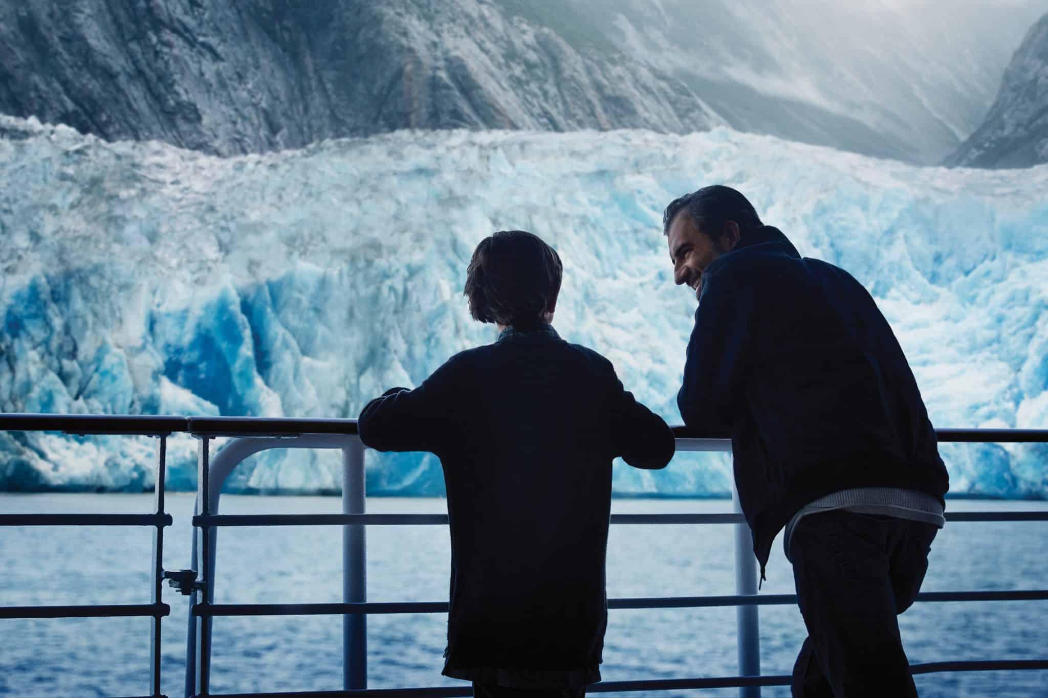 princess cruises alaska glacier