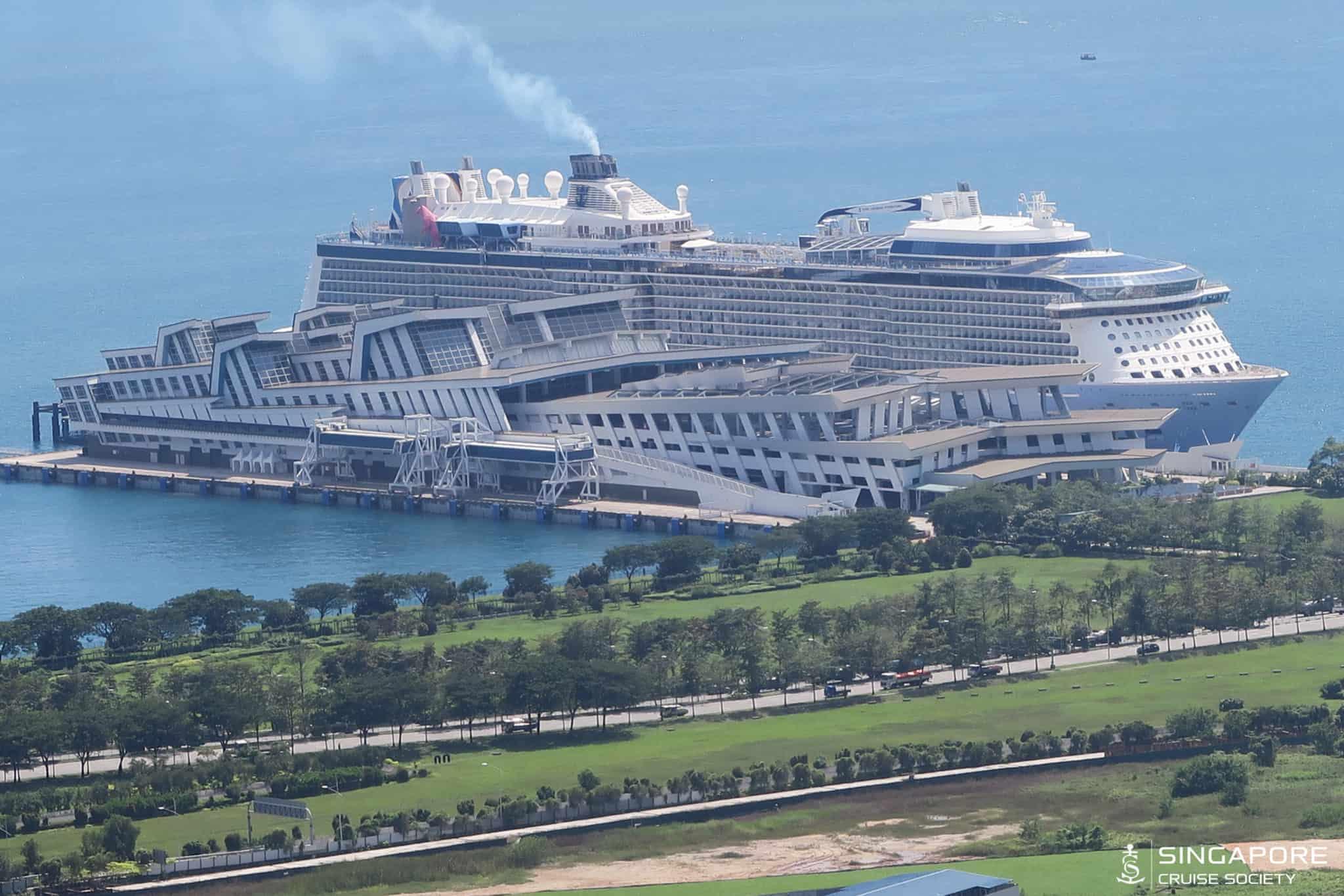 quantum of the seas singapore